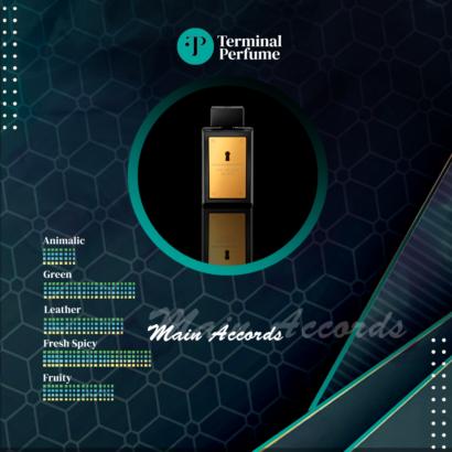 Refill Parfum Premium - ANTONIO BANDERAS THE GOLDEN SECRET