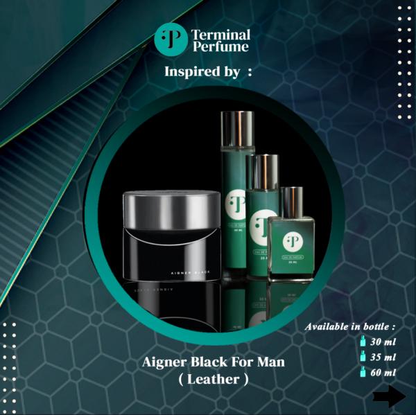 refill parfum premium Aigner Black For Man