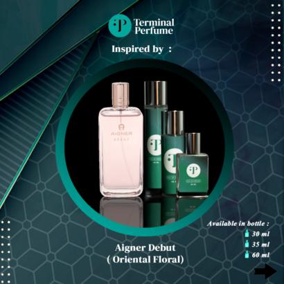 bibit parfum premium Aigner Debut 1