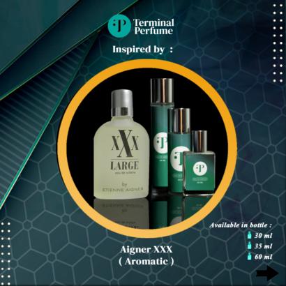 Aigner xxx - refill terminal perfume id