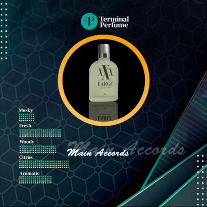 Aigner xxx - refill terminal perfume id 2