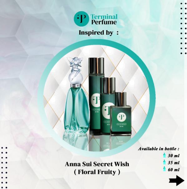 Refill Parfum - Anna Sui Secret Wish