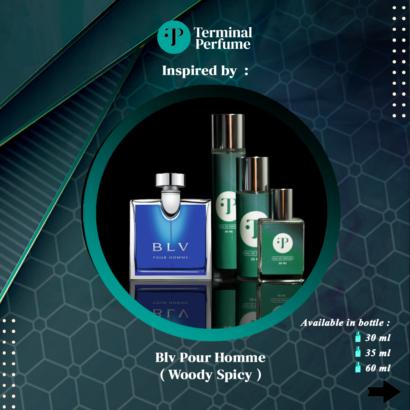 Refill Parfum - Blv Pour Homme