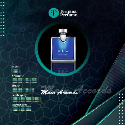 Refill Parfum Premium - Blv Pour Homme
