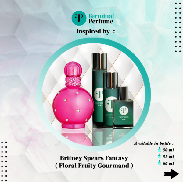 refill parfum - Britney Spears Fantasy