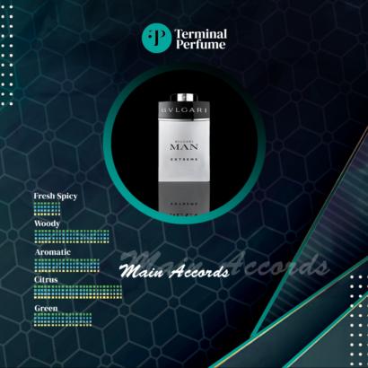 Refill Parfum Premium - Bvlgari Extreme Men