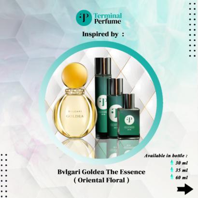 Refill Parfum - Bvlgari Goldea The Essence