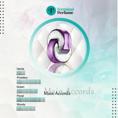 Refill Parfum Premium - Refill Parfum Premium - Bvlgari Omnia Amethyste