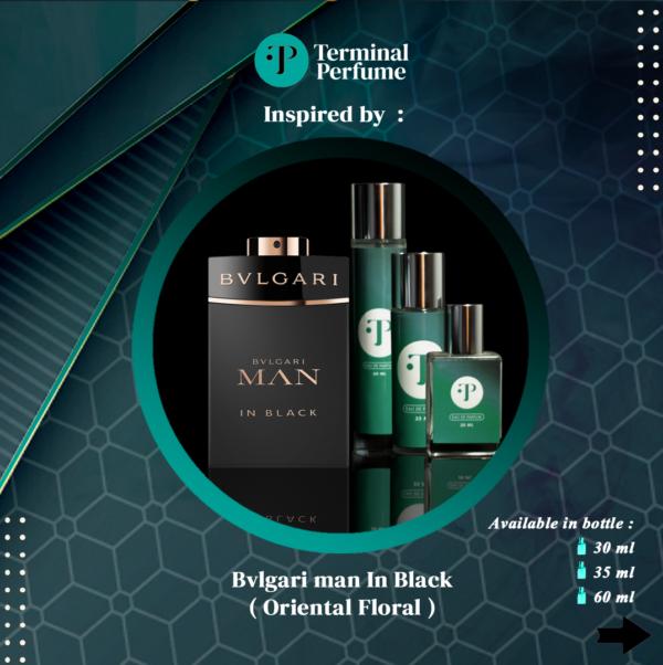 Refill Parfum - Bvlgari man In Black