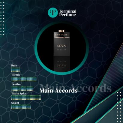 Refill Parfum Premium - Bvlgari man In Black