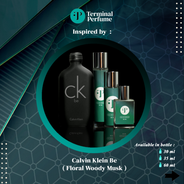Refill Parfum - Calvin Klein Be