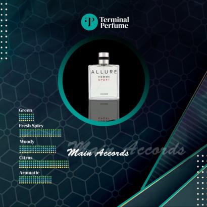 Refill Parfum Premium - Chanel Allure Homme