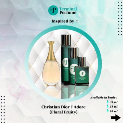 Refill Parfum - Christian Dior J Adore
