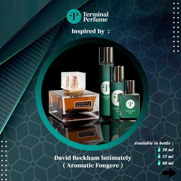 Refill Parfum - David Beckham Intimately