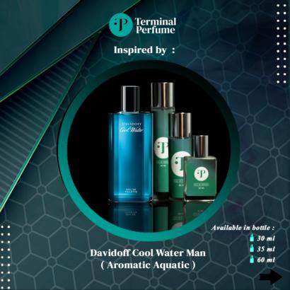 refill parfum - Davidoff Cool Water Man