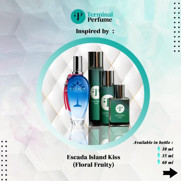 Refill Parfum - Escada Island Kiss