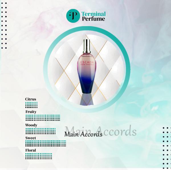 Refill Parfum Premium - Escada Mon Sparkle