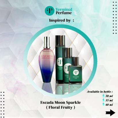 refill parfum - Escada Moon Sparkle