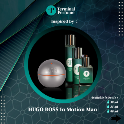 Refill Parfum - HUGO BOSS In Motion Man