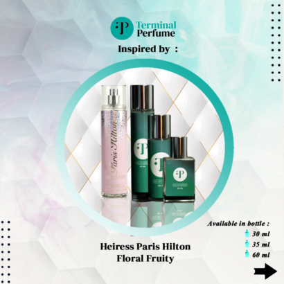 Refill Parfum - Heiress Paris Hilton