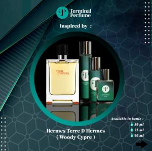 Refill Parfum - Hermes Terre D Hermes