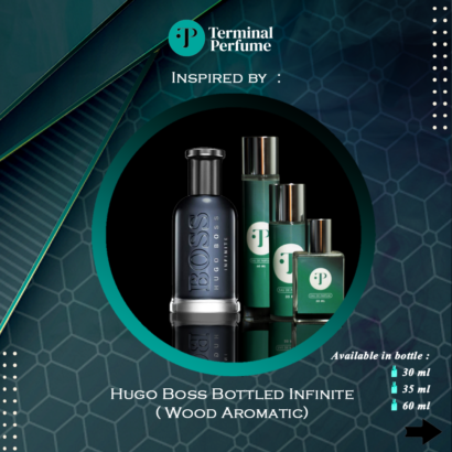refill parfum - Hugo Boss Infinite