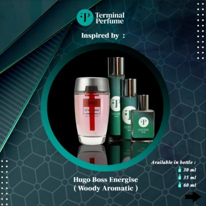 refill parfum - Hugo Boss Energise