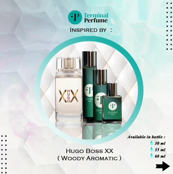 Refill Parfum - Hugo Boss XX