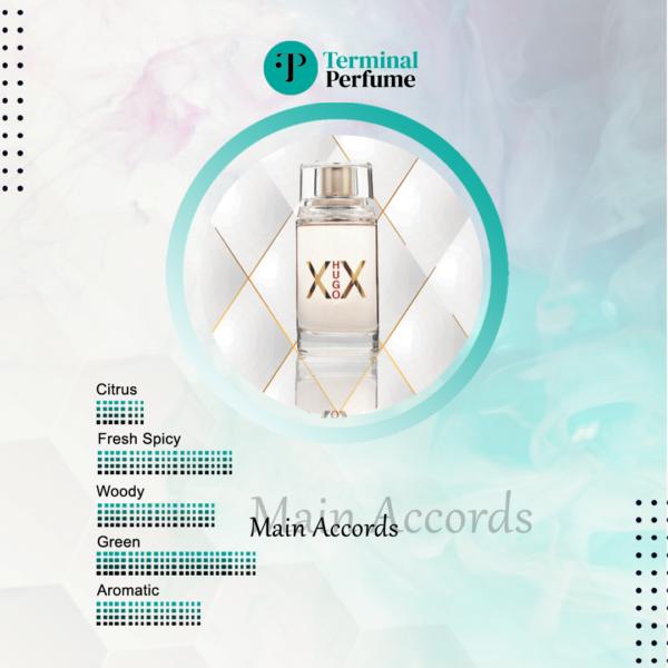 Refill Parfum Premium - Hugo Boss XX