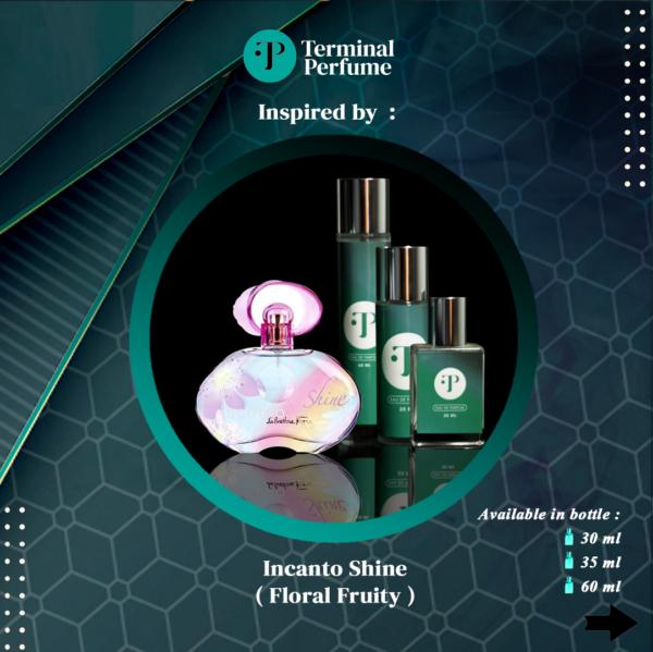 Refill Parfum - Incanto Shine