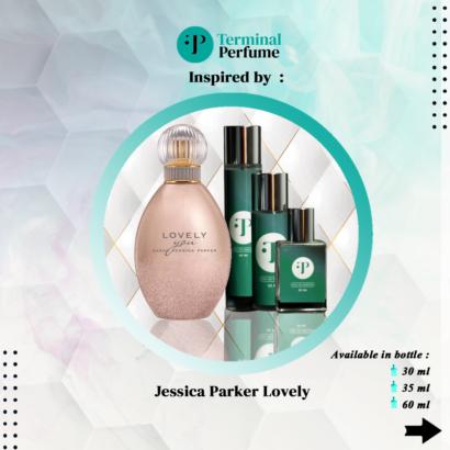 refill jessica parker lovely - refill parfume terbaik