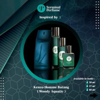 Refill Parfum - Kenzo Homme Batang