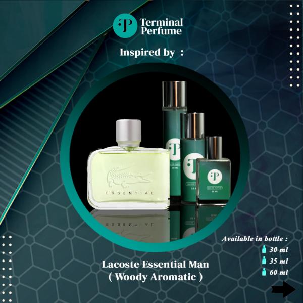 Refill Parfum - Lacoste Essential Man