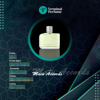 Refill Parfum premium - Lacoste Essential Man