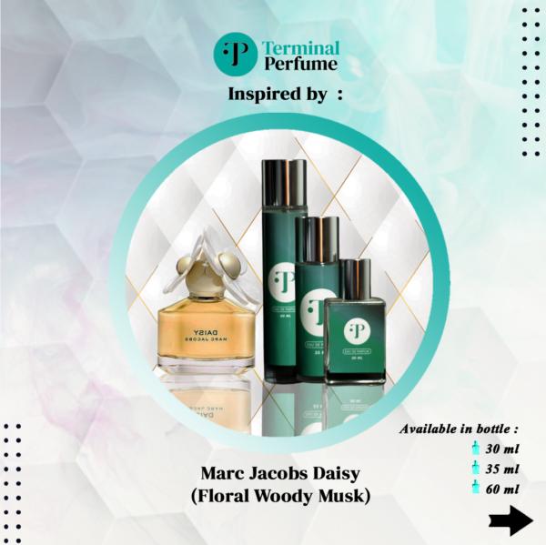 Refill Parfum - Marc Jacobs Daisy