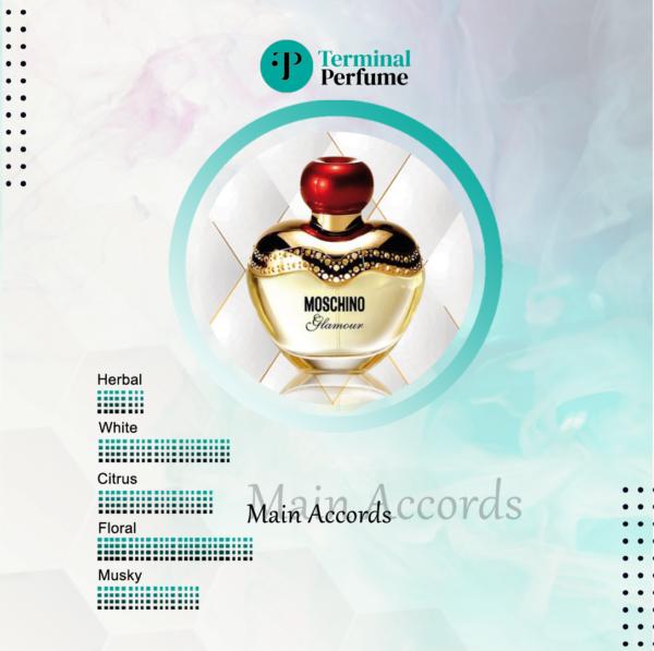 refill parfum Premium - Moschino Glamour