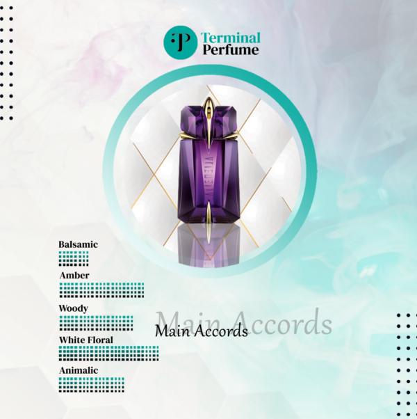 Refill Parfum premium - Thierry Mugler Alien Jasmine