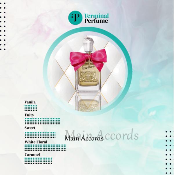 Refill Parfum premium - Viva La Juicy Couture