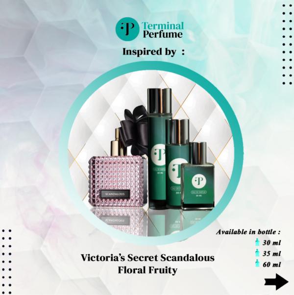 Refill Parfum - Victorias Secret Scandalous
