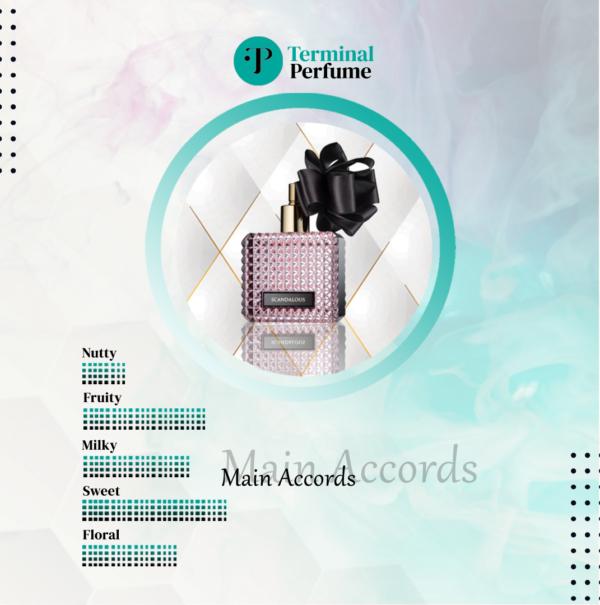 Refill Parfum premium - Victorias Secret Scandalous