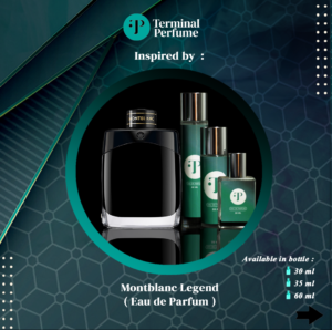 Refill Parfum - Montblanc Legend