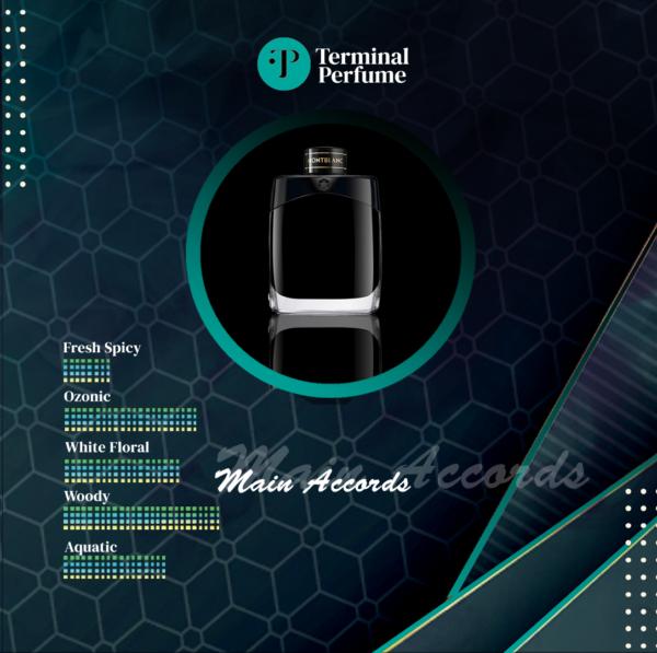 Refill Parfum premium - Montblanc Legend