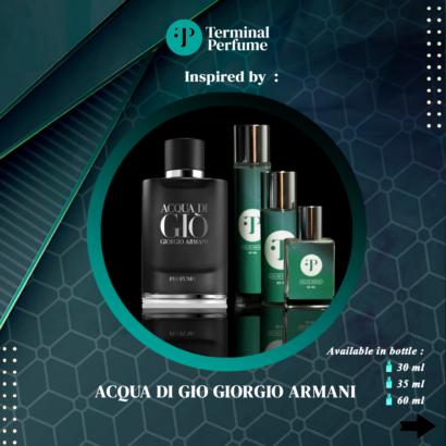 Refill Parfum - Acqua Di Gio Giorgio Armani