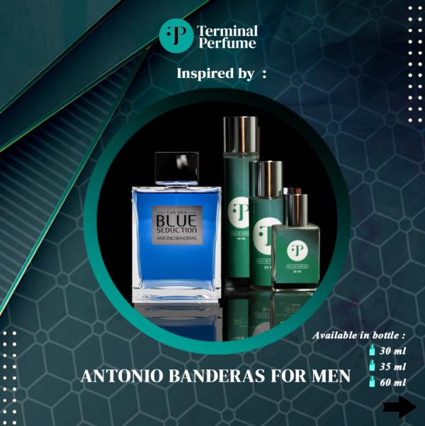Refill Parfum - Antonio Banderas for Men