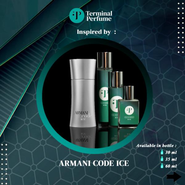 Refill Parfum - Armani Code Ice