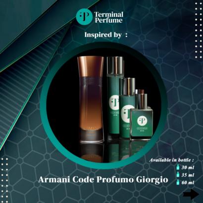 Refill Parfum - Armani Code Profumo Giorgio