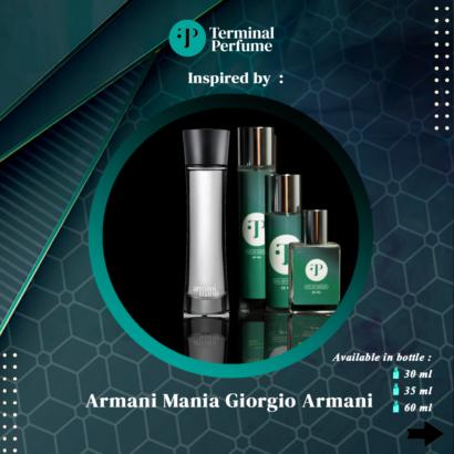Refill Parfum - Armani Mania Giorgio Armani