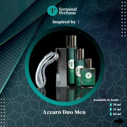 Refill Parfum - Azzaro Duo Men