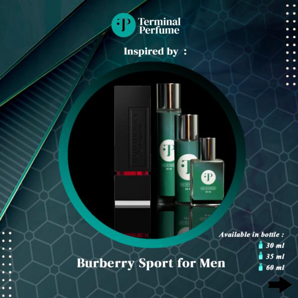 refill parfum - Burberry Sport for Men