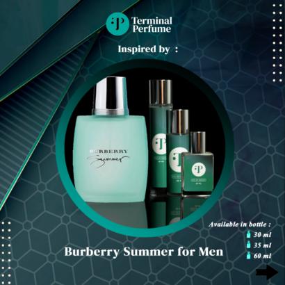 refill parfum - Burberry Summer for Men